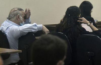 Fiscala que sufrió apriete declara hoy en juicio oral por el  caso de  audios