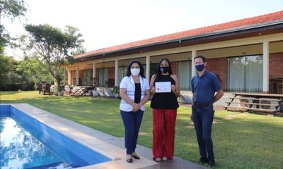 Ministra de Turismo cumplió intensa agenda en Alto Paraná
