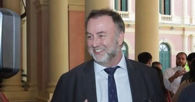 Ya es oficial: Benigno López nombrado como vicepresidente del BID