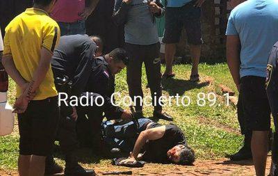 Hombre baleado por policía es un peligroso asaltabancos y cuenta con más de 14 antecedentes