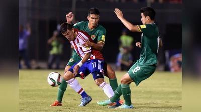 Paraguay, con historial a favor frente a Bolivia