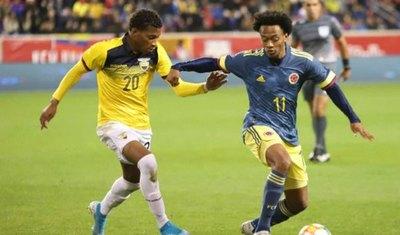 Afectado por el COVID-19, Ecuador va por otra victoria ante Colombia
