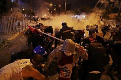 ONU investigará en Perú la represión contra los manifestantes