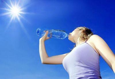 Beber agua para estar mejor