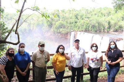 Senatur busca potenciar atractivos y fortalecer servicios turísticos de Alto Paraná