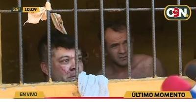 Recapturan a tres de cinco fugados de la Comisaría de Itauguá