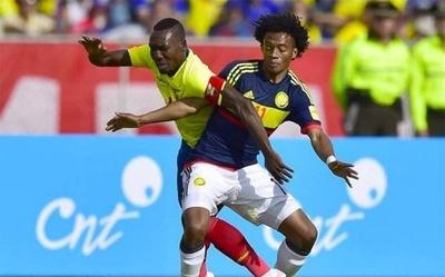 HOY / Ecuador, por dar golpe de gracia y Colombia, por resarcirse