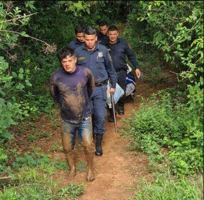 Recapturan a tres detenidos que se fugaron de la comisaría de Areguá