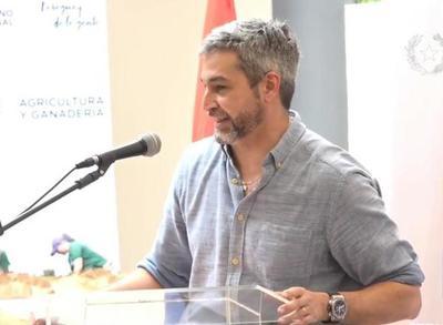"""""""Inundación, sequía, pandemia, quemazón, ovaletereimako"""", afirmó Abdo sobre lo que no desea para el 2021"""