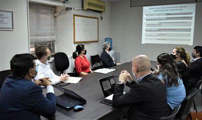 STP y la Comisión del Lago Ypacarai impulsan inversiones vía APP