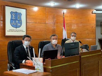 Sesión irregular en Junta Municipal de Asunción, pretende aumento de salario a funcionarios