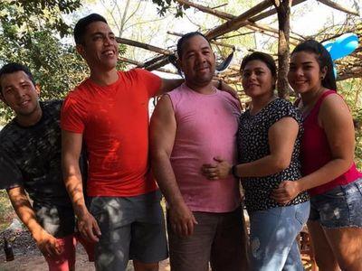 Tres hermanos yaguaroninos cumplen años el mismo día