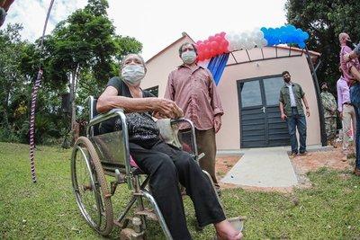 Gobierno Nacional entrega 165 viviendas en comunidades de San Pedro