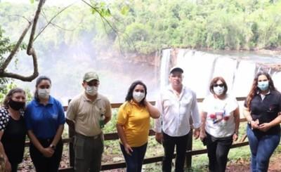 Buscan potenciar atractivos y fortalecer el turismo en Alto Paraná