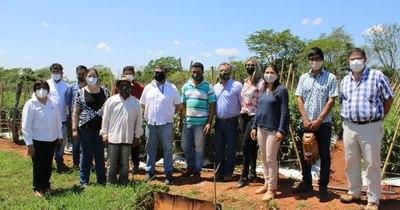 La Nación / Avanza implementación del primer centro regional de comercialización agropecuaria