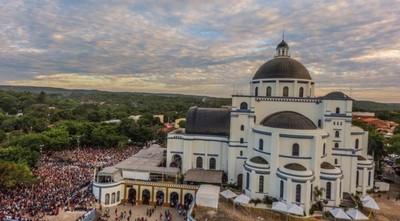 Basílica de Caacupé acusará pérdida mayor a 500 millones de guaraníes