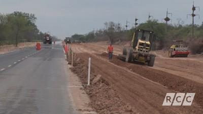 Avanzan obras públicas en Mcal. Estigarribia