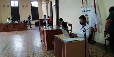 Intendente pide autorización para gestionar nuevo préstamo