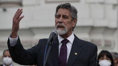 La Unión Europea ve 'positiva' la elección de Sagasti y espera que mejore el clima político en Perú