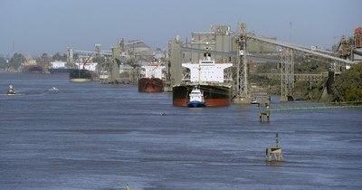 La Nación / Empresas de China y Europa disputan tramo de la hidrovía Paraguay-Paraná
