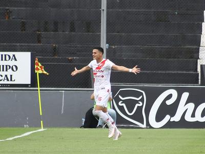 Mirá los goles de Ramón Sosa, el Player de la fecha 6 del Clausura