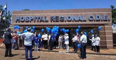 La Nación / En el Este quieren un centro público de radioterapias para una red de atención oncológica