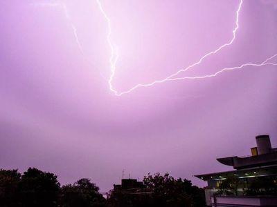Emiten alerta por sistema de tormenta que afectará al Norte del país