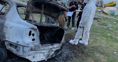 La Nación / Cuerpo calcinado: se realizó estudio odontológico forense y se identificó a la víctima