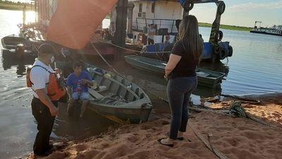 Niña de 12 años murió ahogada en aguas del río Paraguay