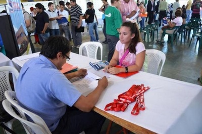 Ferias de Empleos de la ANR volverían modo presencial desde Diciembre