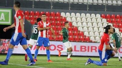 Paraguay desbloqueó un nuevo nivel: regaló puntos en casa ante Bolivia