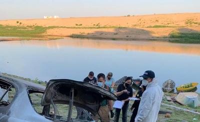 HOY / Logran identificación de cuerpo calcinado hallado en la zona del río Paraguay