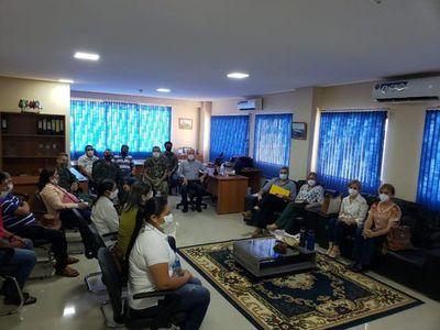 Familiares de secuestrados se reúnen con Abdo y piden cumbre de poderes