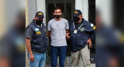 SUPUESTO HOMICIDA DETENIDO EN ARGENTINA.