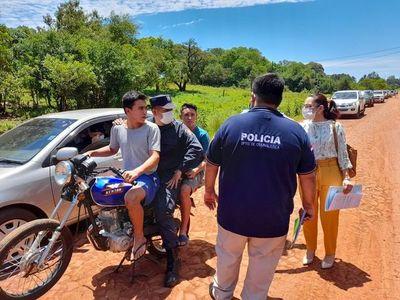 Reconstruyen asesinato que había ocurrido en Minga Guazú