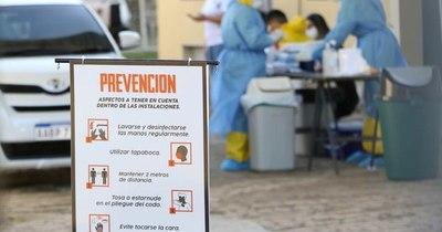 La Nación / Covid-19: 11 fallecidos y 758 dieron positivos
