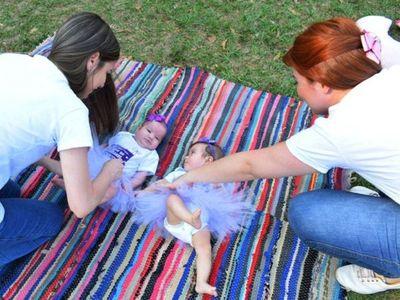Madres de bebés  prematuros exigen  terapia en el Guairá