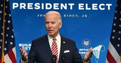 La Nación / Biden nombró a asesores