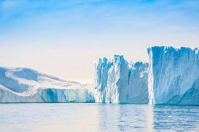 Los mayores glaciares de Groenlandia podrían derretirse más rápidamente de lo previsto