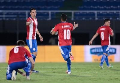 Pobre empate de Paraguay ante Bolivia