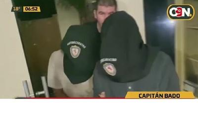 Tres detenidos por secuestro de capataz en Capitán Bado