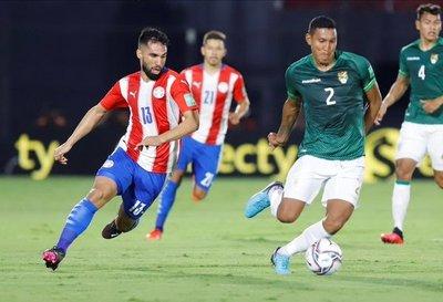 Paraguay y Bolivia empataron 2-2 en el Defensores del Chaco
