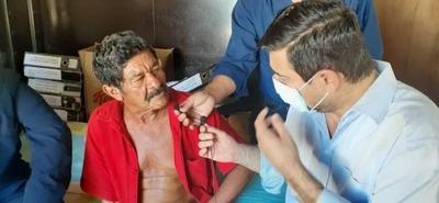 HOY / Vecinos salen a favor de Don Páez y senador se interiorizará de su caso