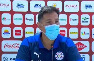 """Ojalá aprendamos"", dice Berizzo tras fiasco ante Bolivia"
