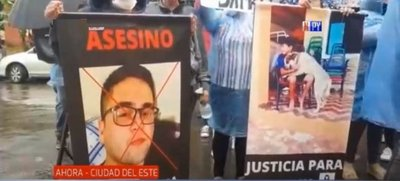 Justicia para Samuel: Piden cárcel para conductor que lo arrolló