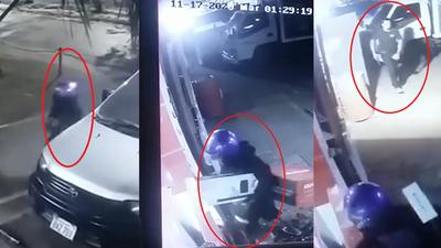 Disparó a un asaltante y ahora fiscalía analiza con imputarlo