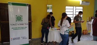 Caazapá: Inicia jornada de atención médica gratuita en Roque Sarubbi