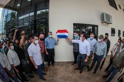 Nuevas oficinas de Senacsa permitirán fortalecer y formalizar la actividad pecuaria en San Pedro