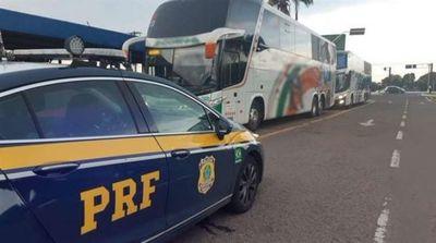 Deportan a 224 bolivianos que ingresaron de manera ilegal a Brasil