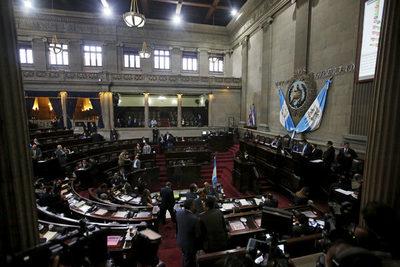 El Congreso de Guatemala aprueba el presupuesto por 12.948 millones de dólares